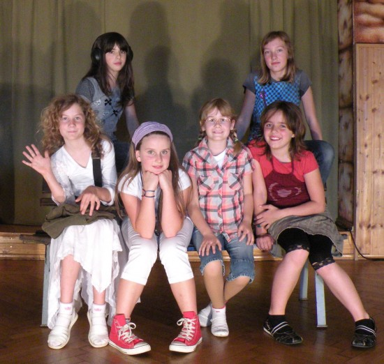 'The funny 6', Theaterkinderclub LBSA