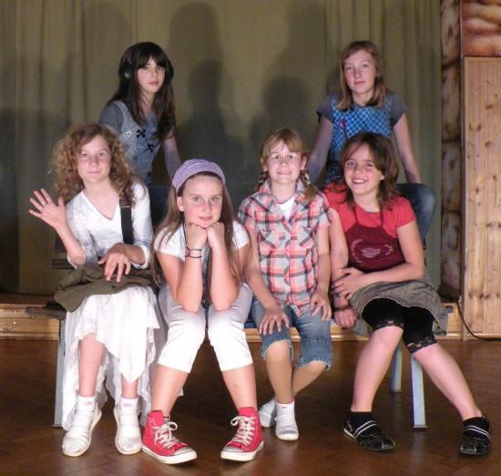 'The funny 6', Theaterkinderclub LBSA