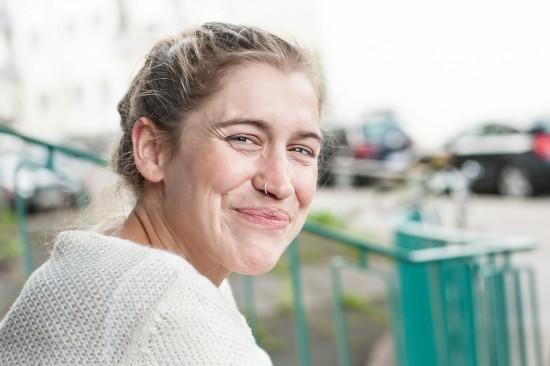 Porträt Julia Raab 2012