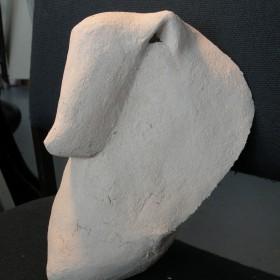 Gestalten von Papierköpfen bei Michael Mordo 2009