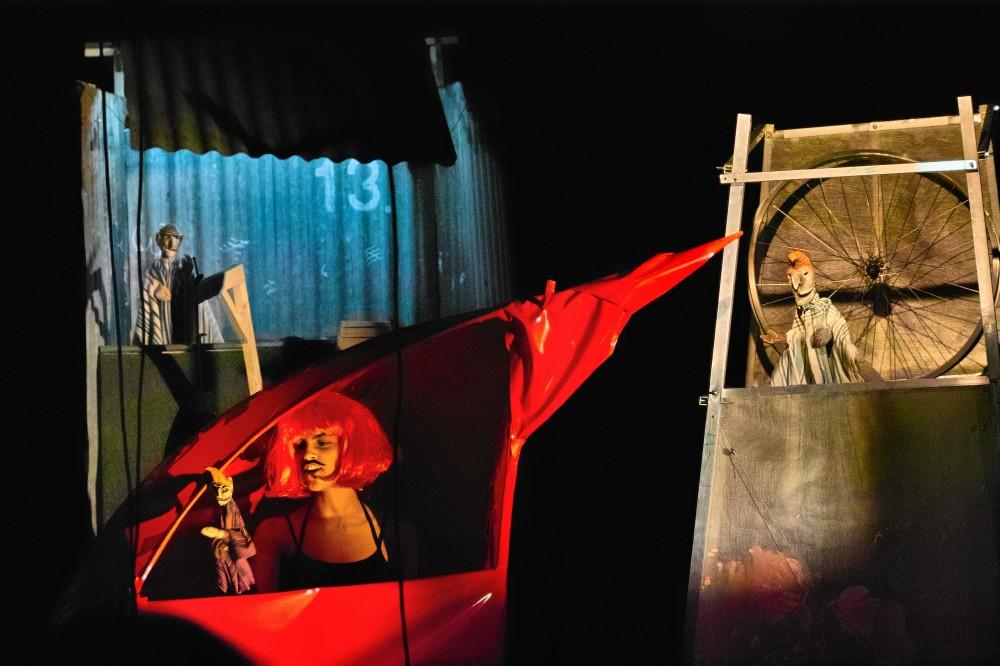 Szenenbild aus 'gepanscht'; Foto: Luigi Consalvo