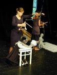 Probenfoto, Marionettenprojekt, Quelle: Figurentheater Gfp De
