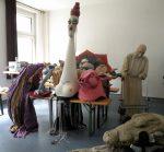 Puppenhaufen; FIDENA Eröffnung In Essen