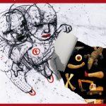 Plakat FIDENA 2012; Graphik: Robert Voss