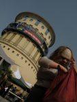 'Die Dicke' Bei Hock Am Turm; Foto Sascha Bufe