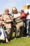 Die Dicke Beim WDR 4 Schlagerexpress Auf Norderney; Foto: Carsten Bach