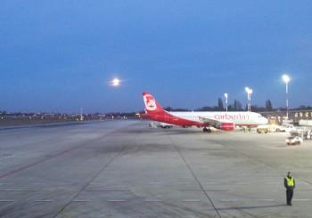 Berlin/Tegel - Rückflug nach Stuttgart