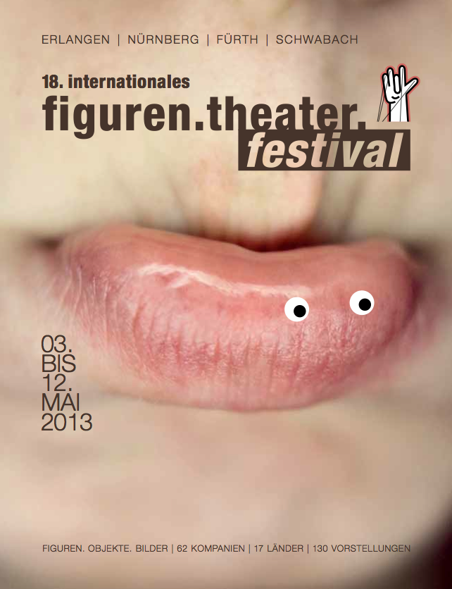 Logo des 18. Internationalen Figurentheaterfestivals; Quelle: figurentheaterfestival.de