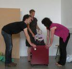Figurentheaterprojekt Der Theatergruppe Des GSI