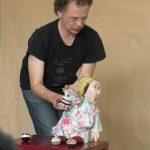 Frieda, Figurentheaterprojekt Der Theatergruppe Des GSI