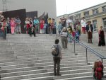 Die Dicke In Basel Beim Figurentheater Festival 2013; Foto: Anja Schwede
