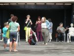 Die Dicke In Basel Beim Figurentheater Festival; Foto: Anja Schwede