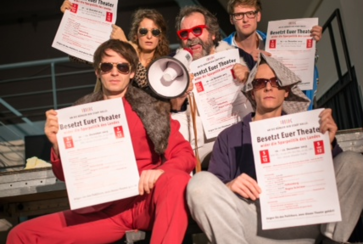 Besetzt Euer Theater!; Quelle: kulturinsel-halle.de