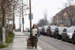 Die Dicke Unterwegs In Halle; Foto: Carsten Bach