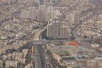 Die Stadt Teheran