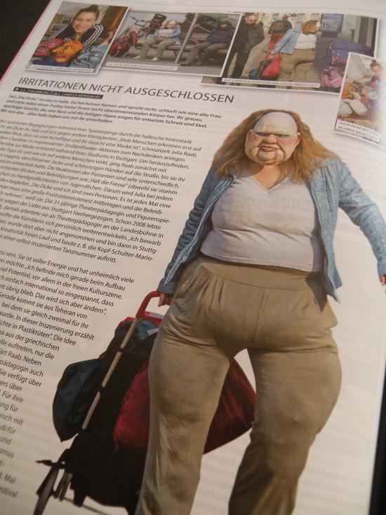 aha-Artikel 'Irritationen nicht ausgeschlossen' von Anne Röder