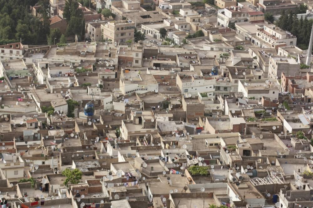 Blick auf Tlemcen