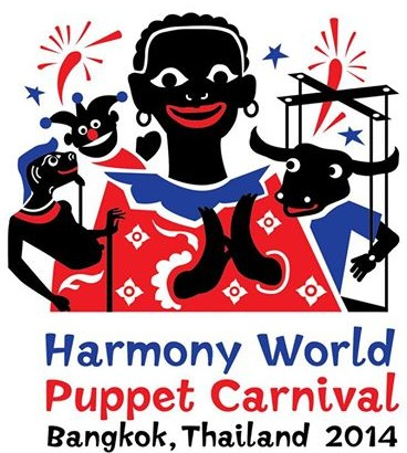 Logo 'World Puppet Carnival 2014'