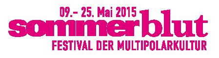 Logo des Kulturfestivals 'Sommerblut'