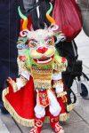Traditionelle peruanische Marionette
