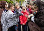 'Von Halunken und Halloren', Stadtführung mit Expertenklasse 4a der Grundschule Diemitz/Freiimfelde