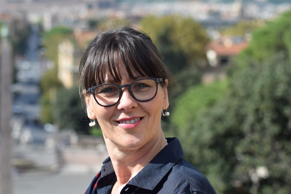 Frau Brück-Ladwig; Grundschuldirektorin in Halle (Saale)