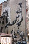 Streetart in Lodz (Polen)
