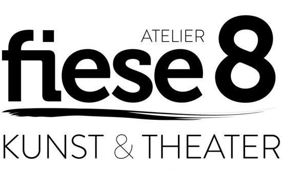 Logo des Kunst & Theater Atelier fiese8, meiner Theaterwerkstatt in der Friesenstrasse 8 in 06112 Halle (Saale)