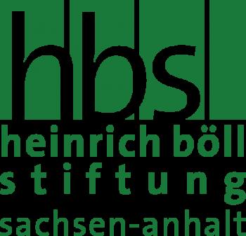 Logo der Heinrich Böll Stiftung Sachsen-Anhalt