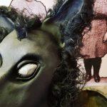 Entstehung einer Klappmaulpuppe für die Figurentheaterproduktion 'Der schwarze Hund'