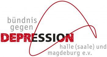 Logo Bündnis gegen Depression Halle (Saale) und Magdeburg e.V.